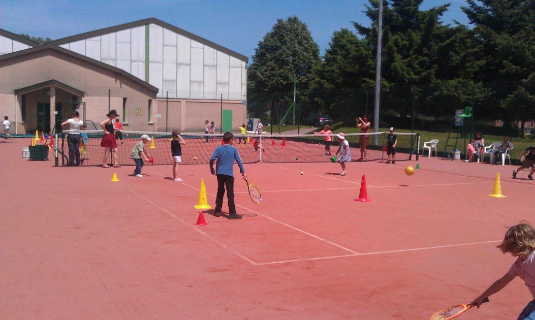 photo club de tennis